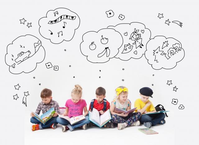 子どもの発想力