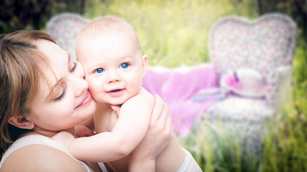 出産と母の変化